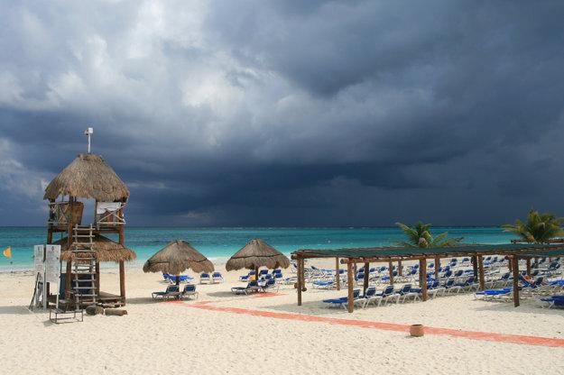 Pláž Maroma.