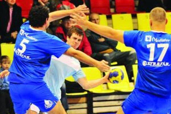 Boris Saitz sa v zápase s Malackami streelcky preesadil sedemkrát.
