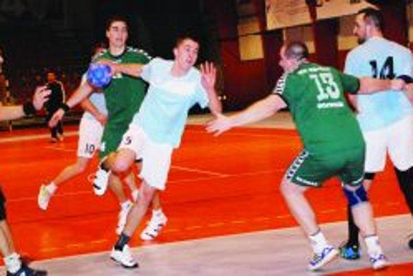 Dorastenec Macák pomaly zapadá do tímu. Bojničanom dal tri góly.