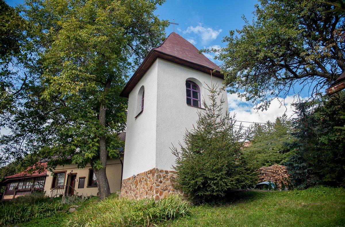 dediny kostol datovania