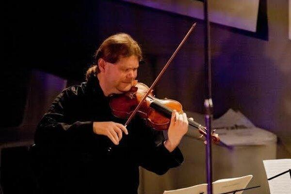 Milan Paľa, jeden z trojice interpretov, ktorí uzavrú hudobnú jeseň v Martine.