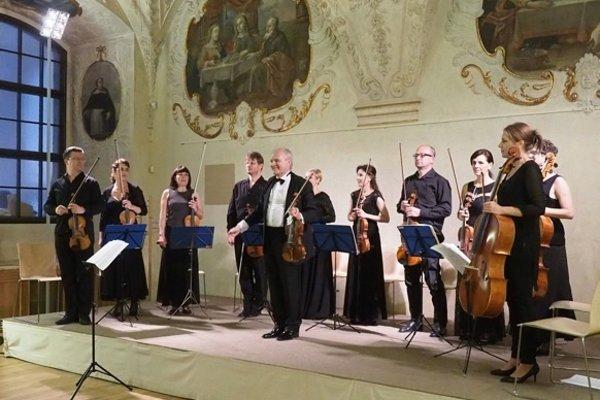 Martinů Strings Prague.