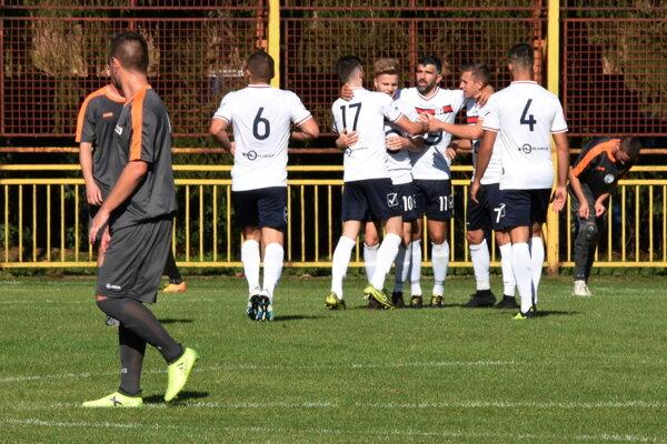 Rajcu stačil na víťazstvo jediný gól. Ilustračné foto.