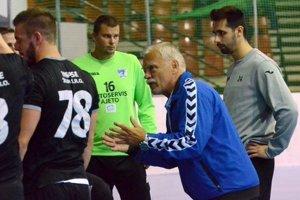 Tréner Ladislav Bíro st.