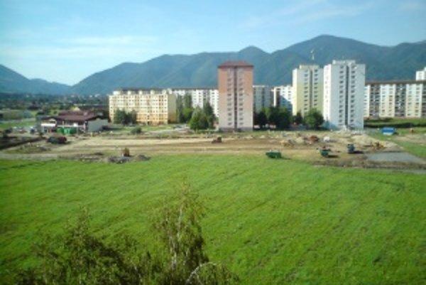 Mestská časť Martina - Košúty.