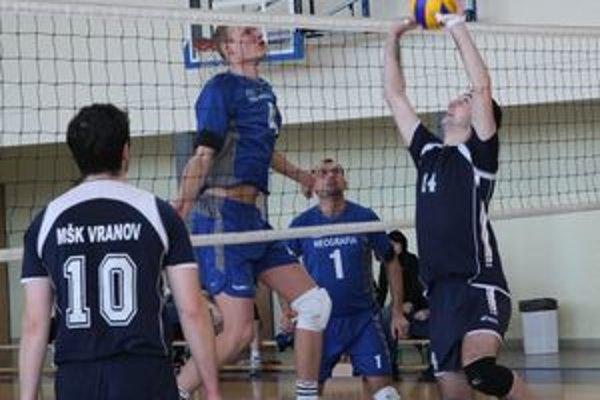 Vranovu sa v Martine podarilo uhrať jeden zápas.