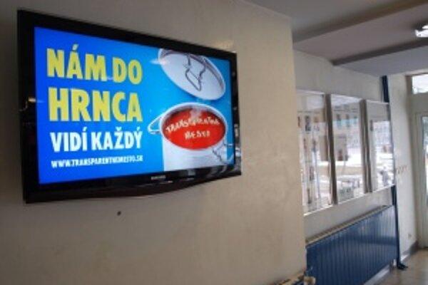 Kampaň transparentného mesta pokračuje. Radnica rozposlala 20-tisíc informačných letákov do domácností.