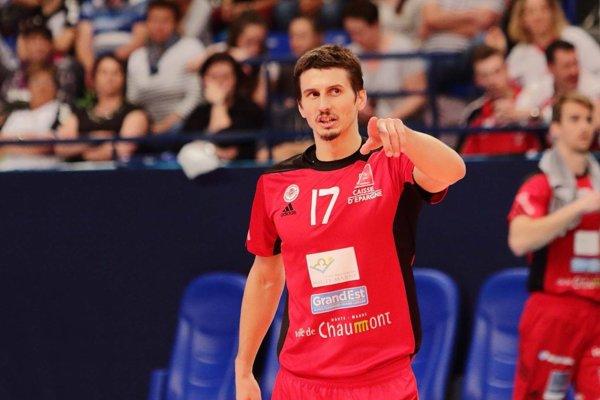 Matej Paták sa vrátil do francúzskeho klubu Chaumont.