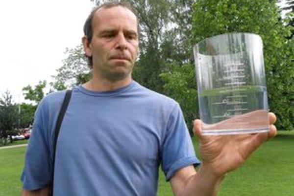 Róbert Tomčík nameral za máj až 240 milimetrov zrážkovej vody, čo je trikrát viac ako normál.