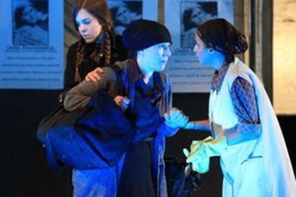 Divadlo Aréna sa dnes o 18. 30 h predstaví s hrou Mikve.