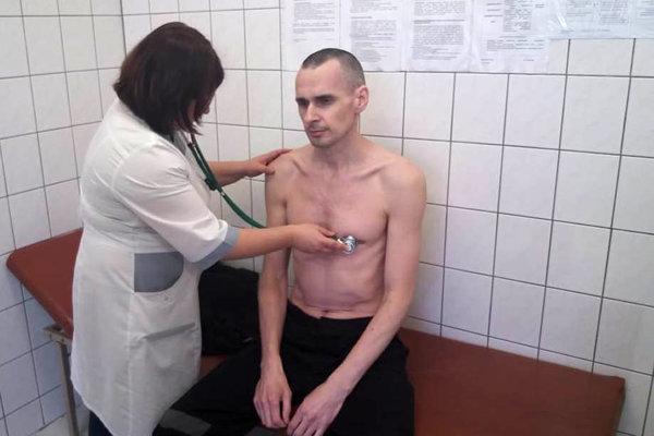 Táto snímka Olega Sencova mala vzniknúť 28.septembra 2018.