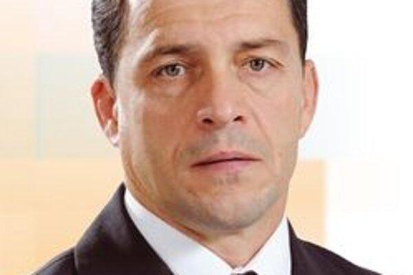 Zdenko Kozák, kandidát na primátora mesta Martin.