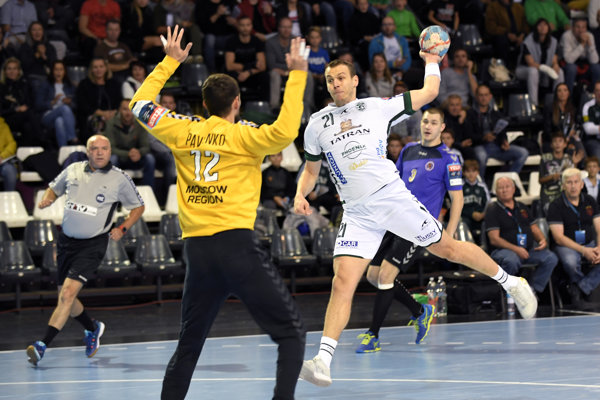 Tomáš Číp patrí k oporám Tatrana, na jeho góly sa budú spoliehať aj v Lisabone.