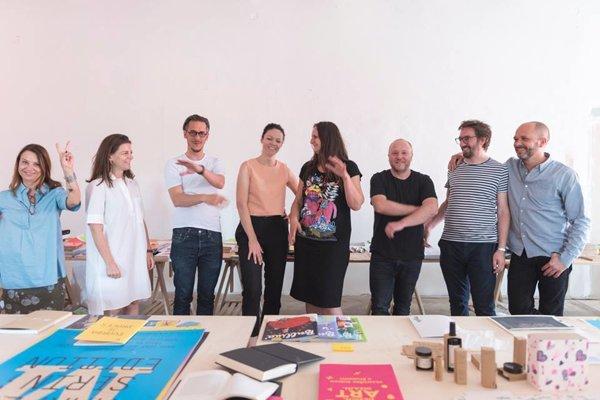 Porota Národnej ceny za dizajn 2018.