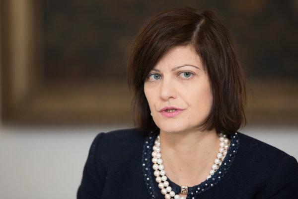 Ivana Molnárová.