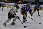 Zemplínsko-šarišské derby ovládli hokejisti Michaloviec.