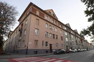 Bytový komplex Malá Praha.