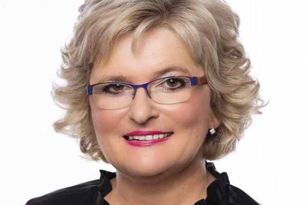 Kandidátka na primátora Trebišova nafúkala.