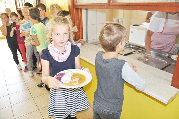 Deti už dnes plytvajú jedlom.
