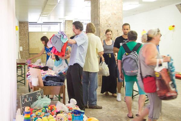 Podujatie navštívilo veľa ľudí už v lete.
