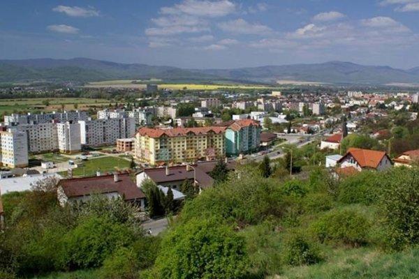 Vranov nad Topľou.