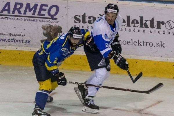 Medzi opory tímu patrí aj Lukáš Zeliska.