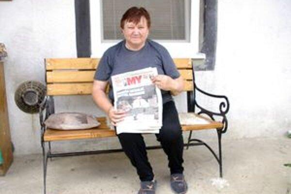 Noviny kupuje už štyridsať rokov.