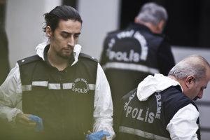 Turecká polícia prehľadala rezidenciu saudského konzula.