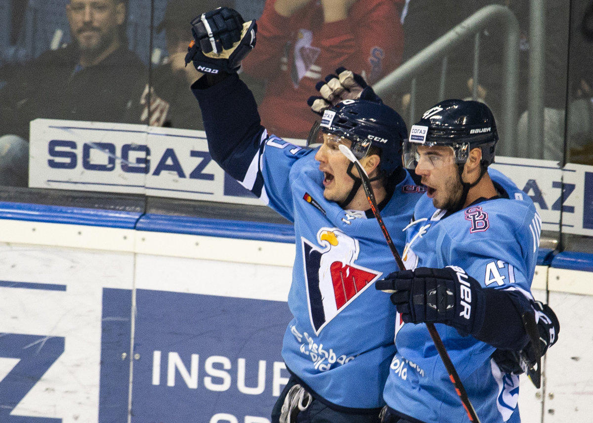 3587444941d35 HK Soči : HC Slovan Bratislava - ONLINE (KHL 2018/2019) - Šport SME