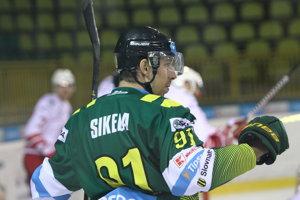 Víťazný gól strelil Matej Síkela.