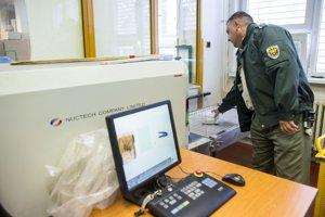 Colníci na pobočkách colných úradov budú fyzicky kontrolovať celý obsah kontajnerov, v ktorých sa dováža ázijský tovar na Slovensko.