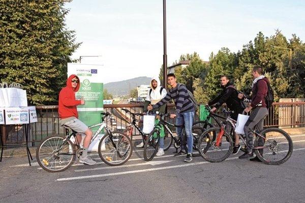Využívanie bicyklov ako dopravného prostriedku je jedným z vítaných spôsobov čistej formy dopravy.
