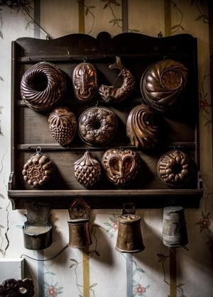 Formy a formičky