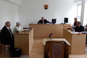 Okresný súd v Poprade.