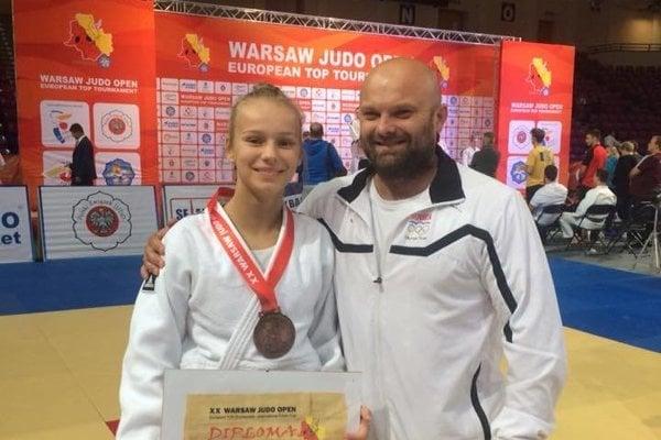 Alexandra Halajová a Michal Bokor.