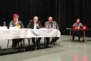 Oto Hodál sa vzávere predvolebnej diskusie vzdal kandidatúry.