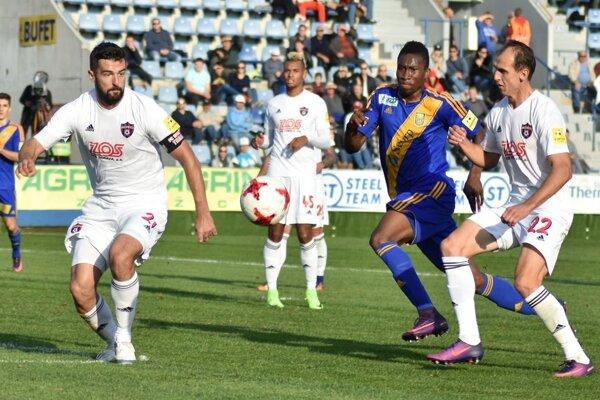 V uplynulej sezóne podľahli Michalovčania Spartaku doma hladko 0:3.