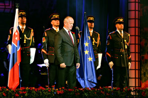 Minister P. Gajdoš