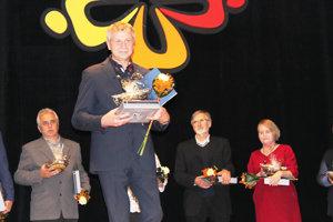 Jeden z ocenených, MILAN KOVÁČ, katolícky kňaz, farár v obci Horná Mariková