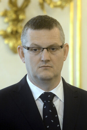Vladimír Sklenka.