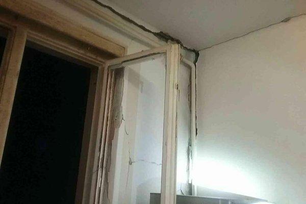 K výbuchu prišlo v tomto byte.