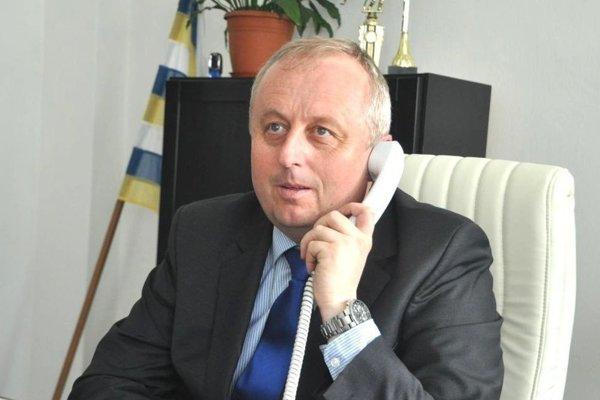 Igor Hus je opäť primátorom Turčianskych Teplíc.