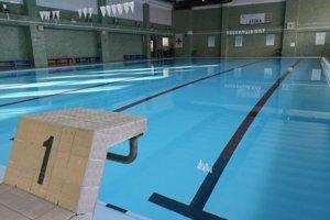 Zrekonštruovaný školský bazén Šťuka.