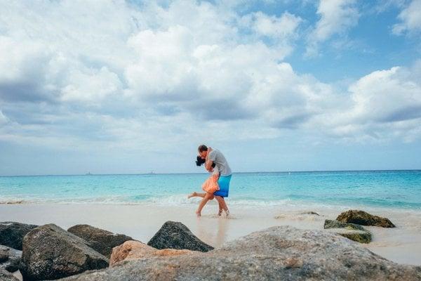 Sen o bielych plážach sme si s manželom splnili na dovolenke na Arube.