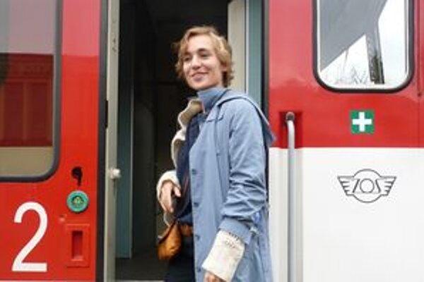 Susan van Hengstum, ktorá momentálne žije v Tel Avive, navštívila aj Slovensko.