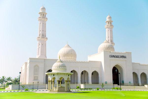 Mešita sultána Qaboosa