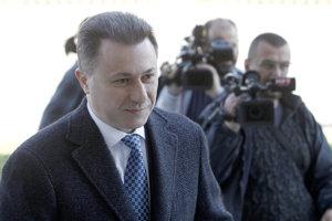 Bývalý macedónsky premiér Gruevský v utorok na Facebooku potvrdil, že maďarský prisťahovalecký úrad posúdil pozitívne jeho žiadosť o štatút politického utečenca.
