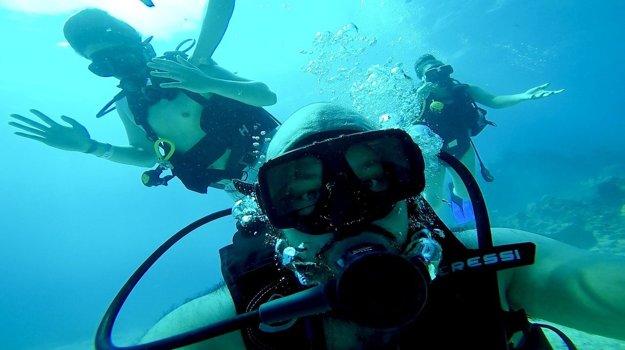 V Cancúne je potápanie medzi top atrakciami.