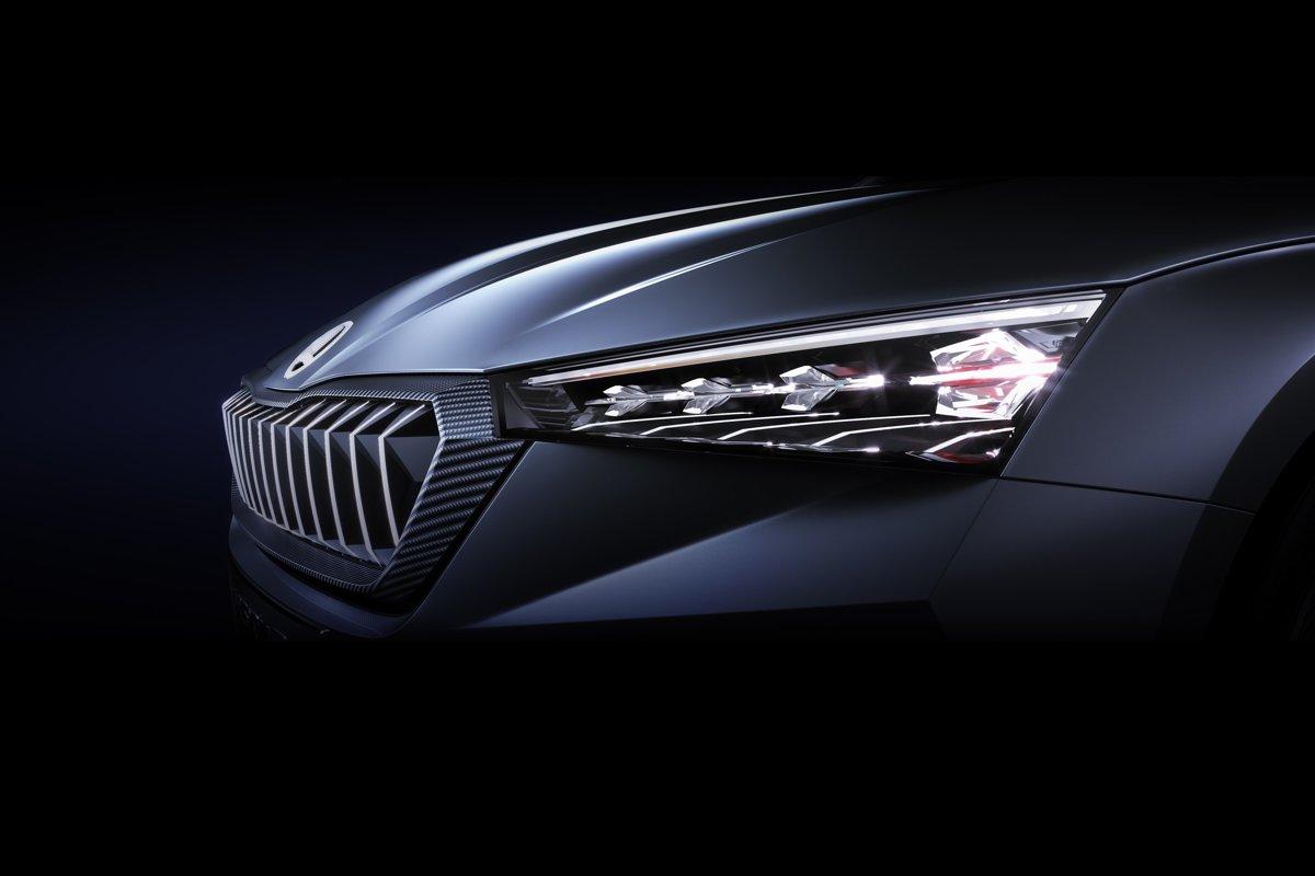 Škoda predstavila design pre rok 2020 - auto.sme.sk c39ce45b06d
