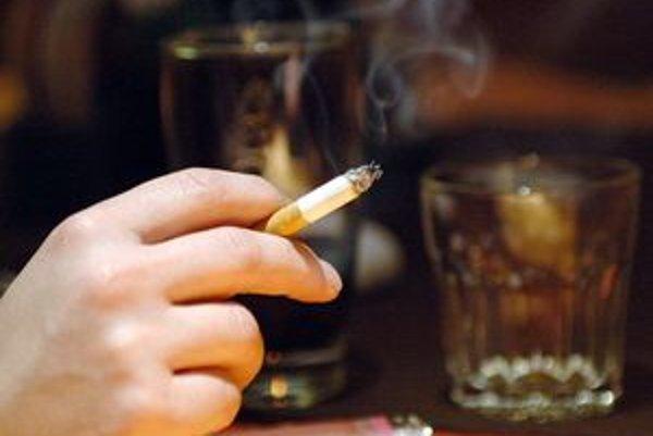 Najviac ohrození sú fajčiari.